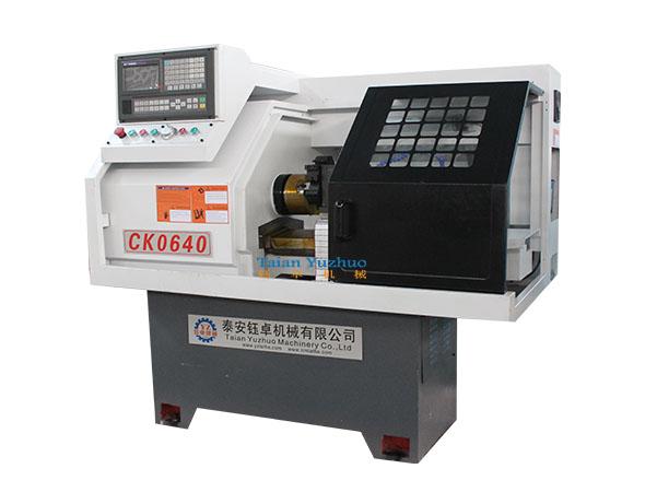 CK0640 CNC Lathe Machine