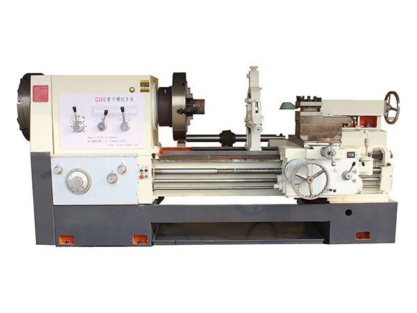 Pipe Threading Universal Lathe Machine Q245 (1)