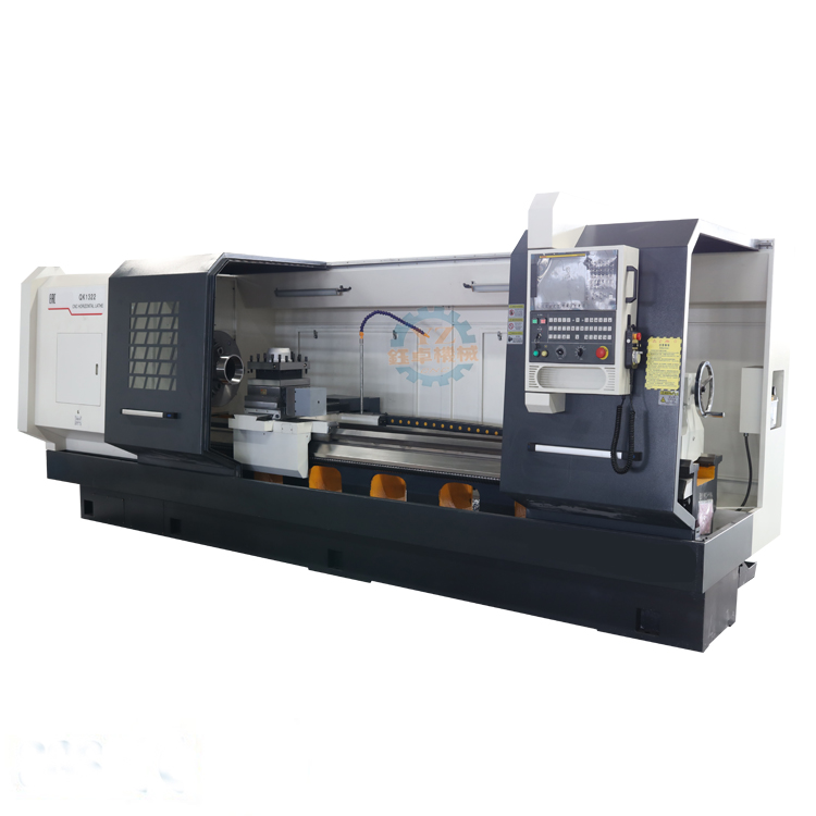 QK1322 Pipe threading cnc lathe