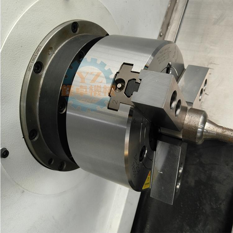 TCK40A Slant Bed CNC Lathe