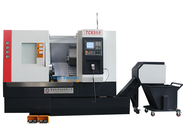 TCK550 Slant Bed CNC Lathe