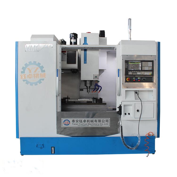 VMC650 CNC MACHINING CENTER