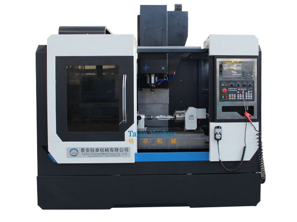 VMC850 CNC MACHINING CENTER