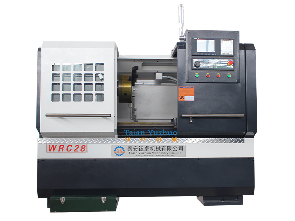 WRC28 Wheel Repair Machine