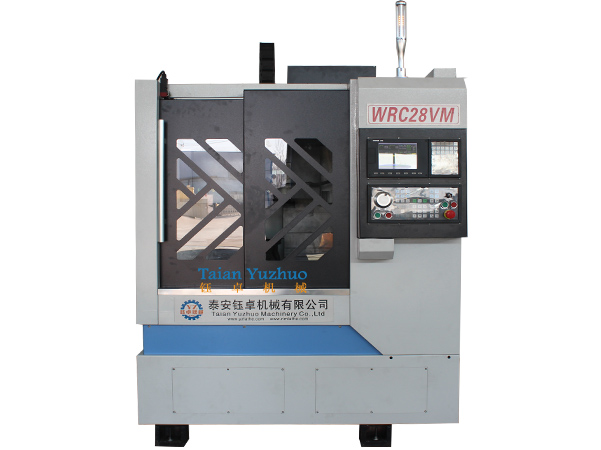 WRC28VM Wheel Repair Machine