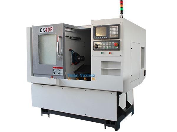 CK40P Slant Bed CNC Lathe
