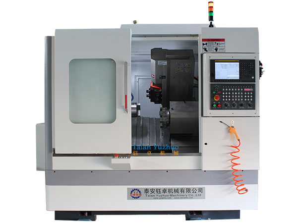 CK46D Slant Bed CNC Turning Center
