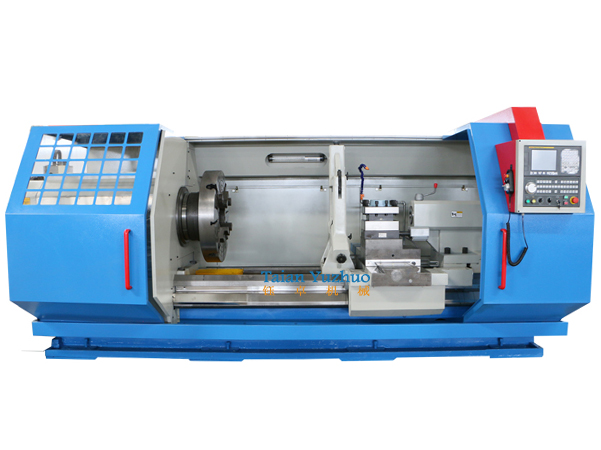 QK1327 Pipe Threading CNC Lathe