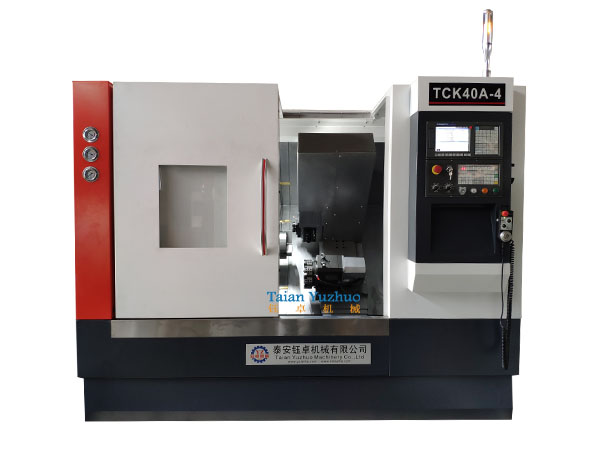 TCK40A Slant Bed CNC Turning Center