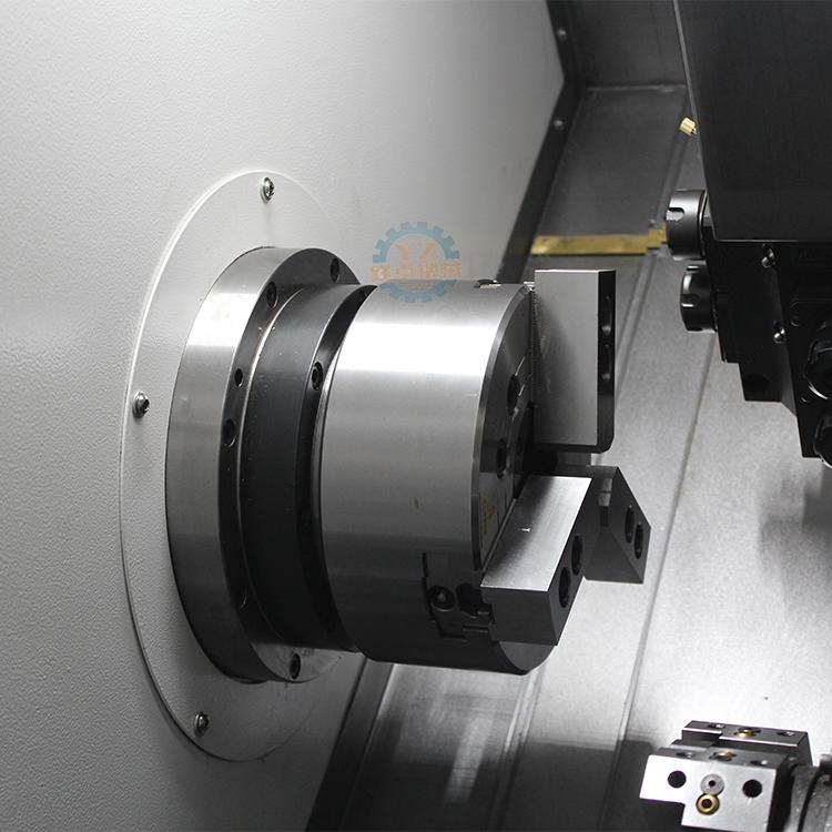 TCK40A Slant Bed CNC Turning Center