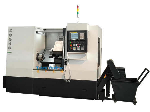 TCK42 Slant Bed CNC Turning Center