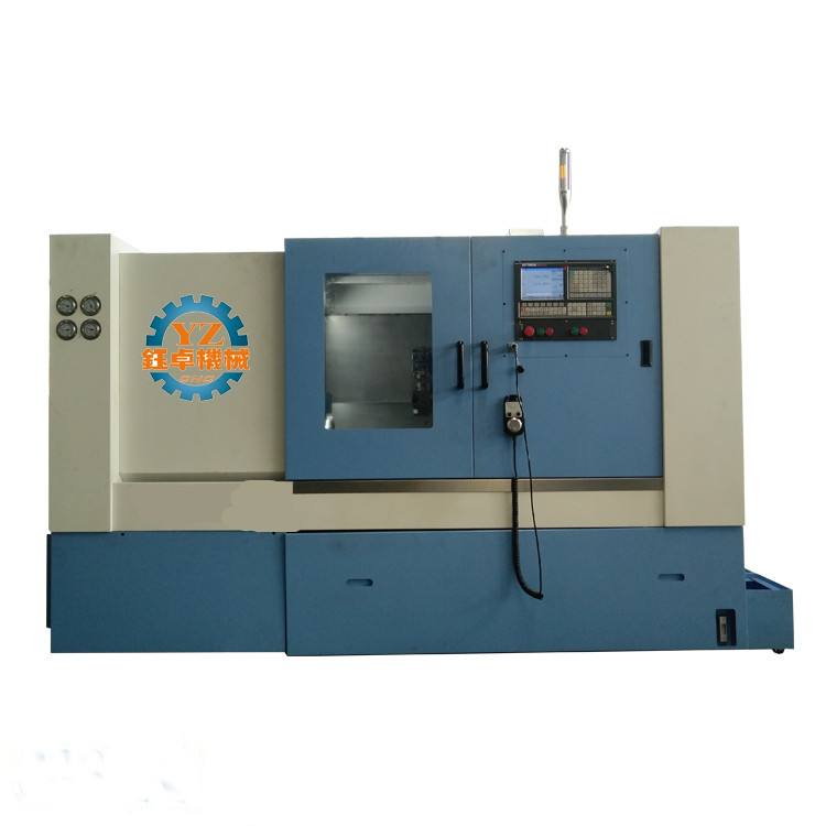 TCK750 Slant Bed CNC Turning Center