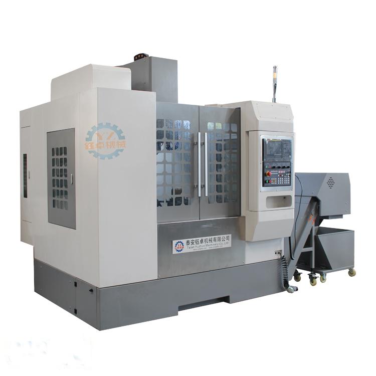 VMC850 CNC MACHINING CENTER