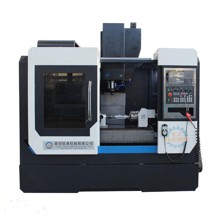 VMC850 CNC MILLING CENTER
