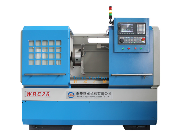 WRC26 Wheel Repair Equipment