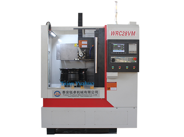 WRC28VM Wheel Repair Equipment
