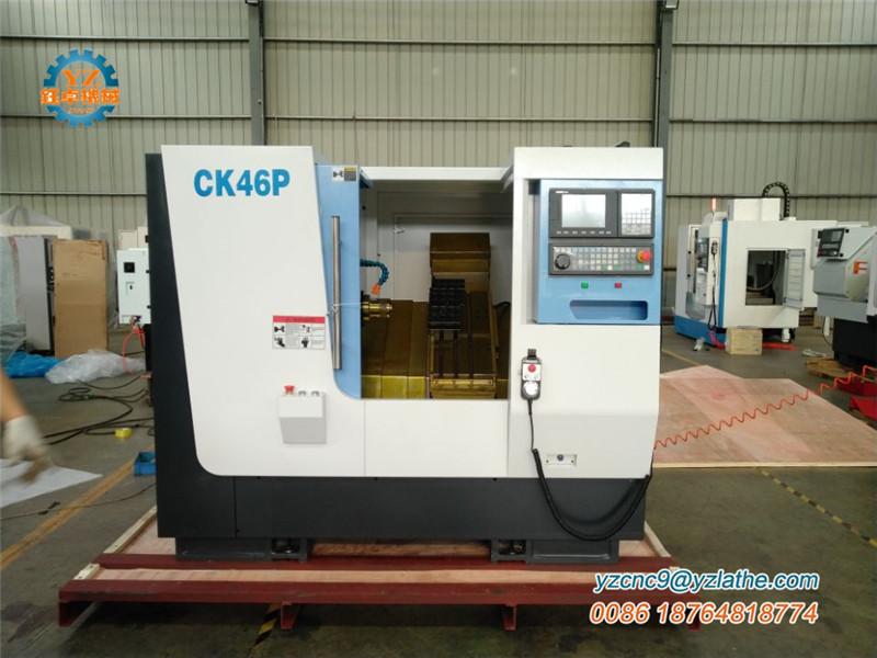 CK46P Slant Bed CNC LATHE