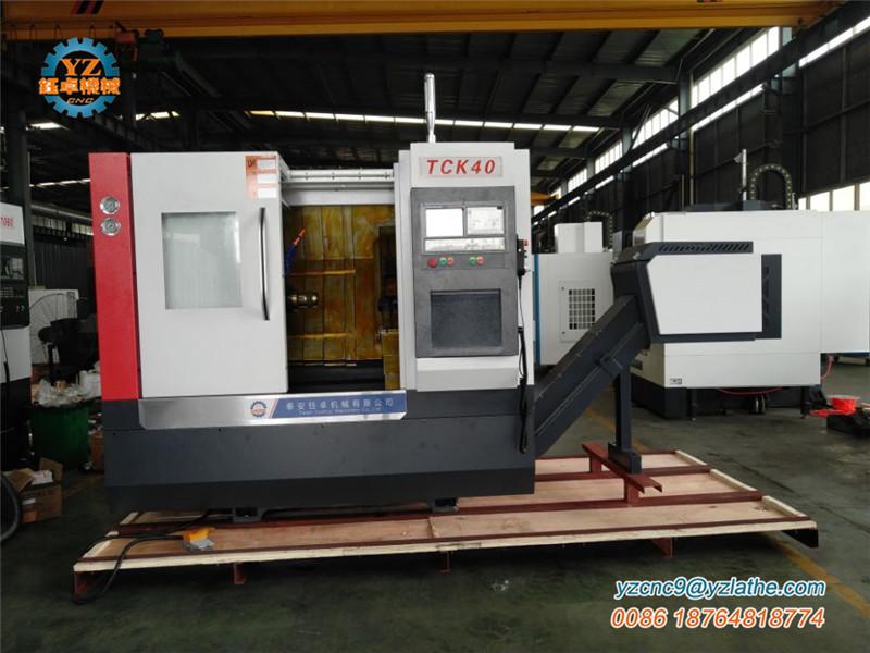 TCK40 CNC LATHE-1
