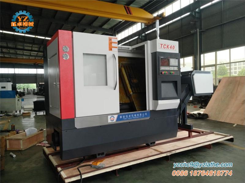 TCK40 CNC LATHE-2