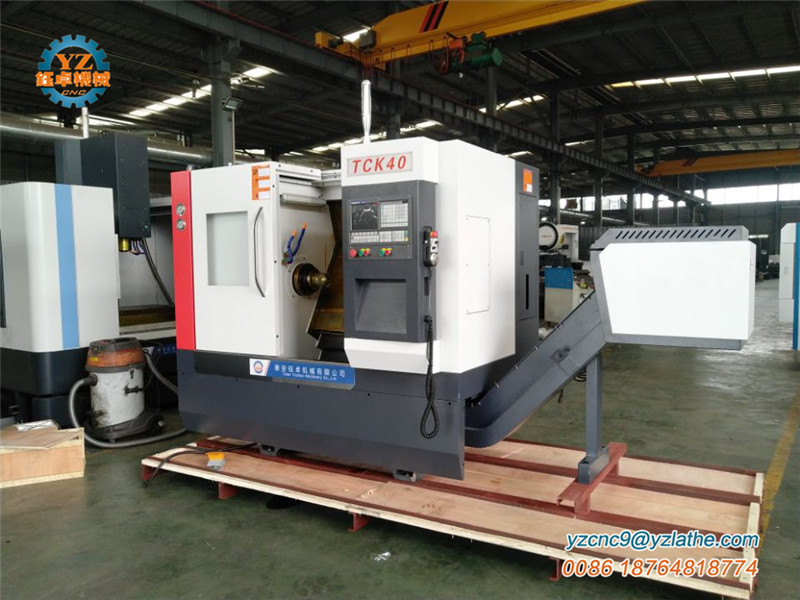 TCK40 CNC LATHE-3