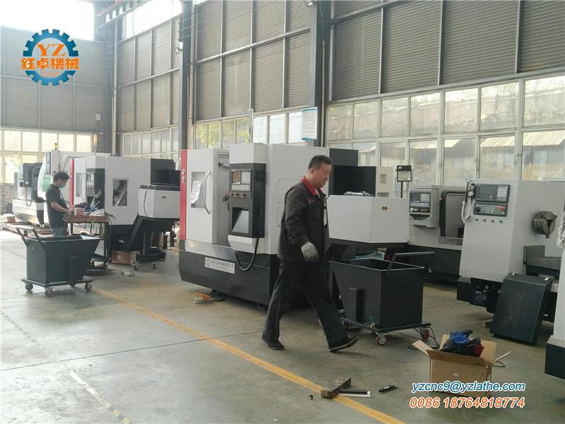 TCK40 CNC LATHE-4