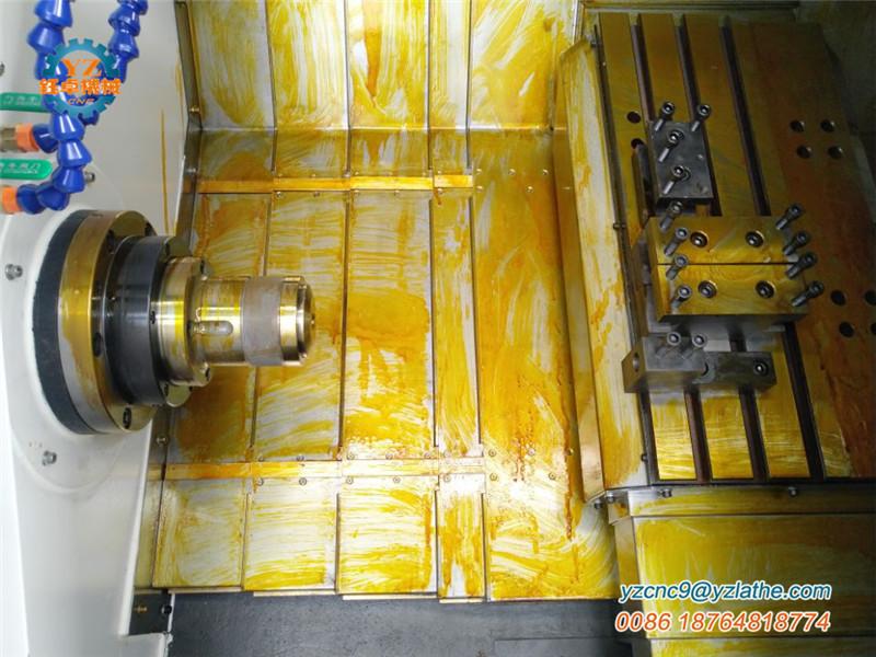 TCK40 CNC LATHE-5