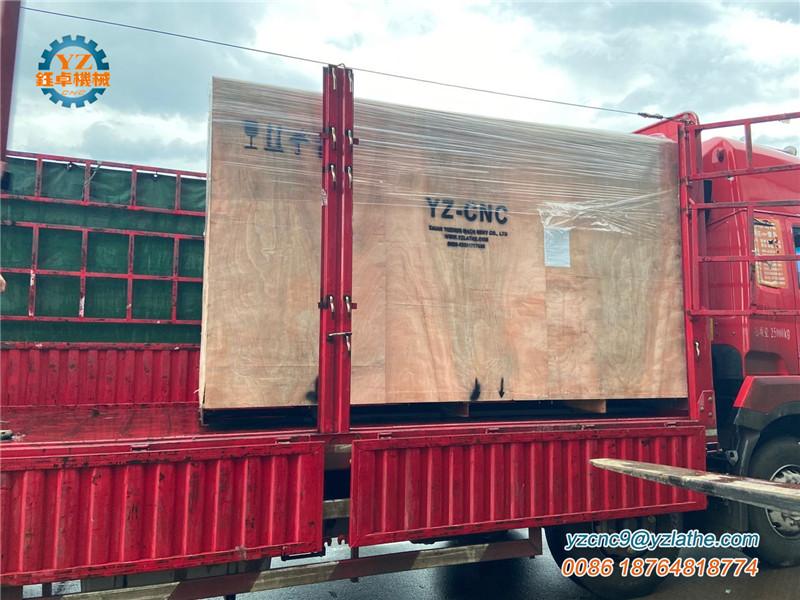 TCK40 CNC LATHE-8